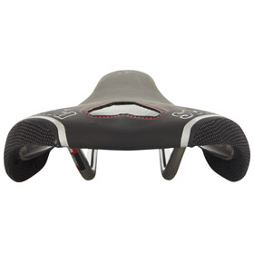 Selle Italia SLR X-Cross Sadel sort